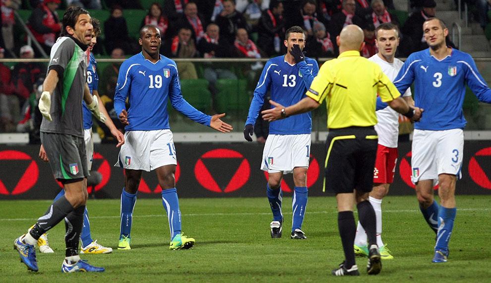 Polska 0-2 Włochy - fot. Piotr Galas (zdjęcie 41 z 61)
