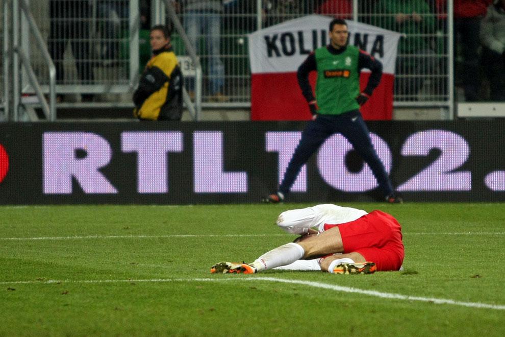Polska 0-2 Włochy - fot. Piotr Galas (zdjęcie 42 z 61)
