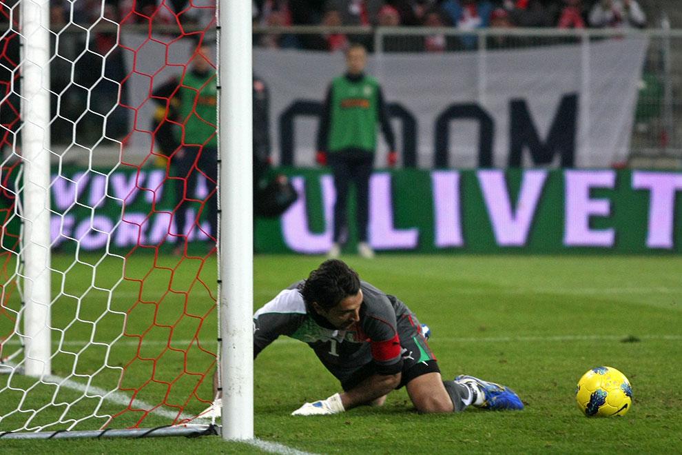 Polska 0-2 Włochy - fot. Piotr Galas (zdjęcie 45 z 61)