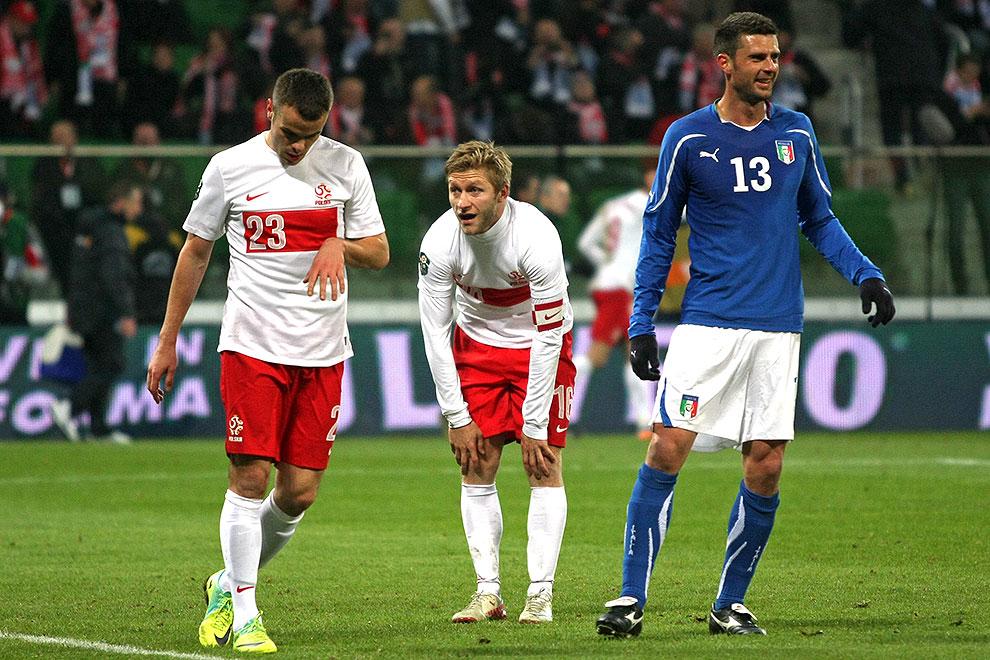 Polska 0-2 Włochy - fot. Piotr Galas (zdjęcie 46 z 61)