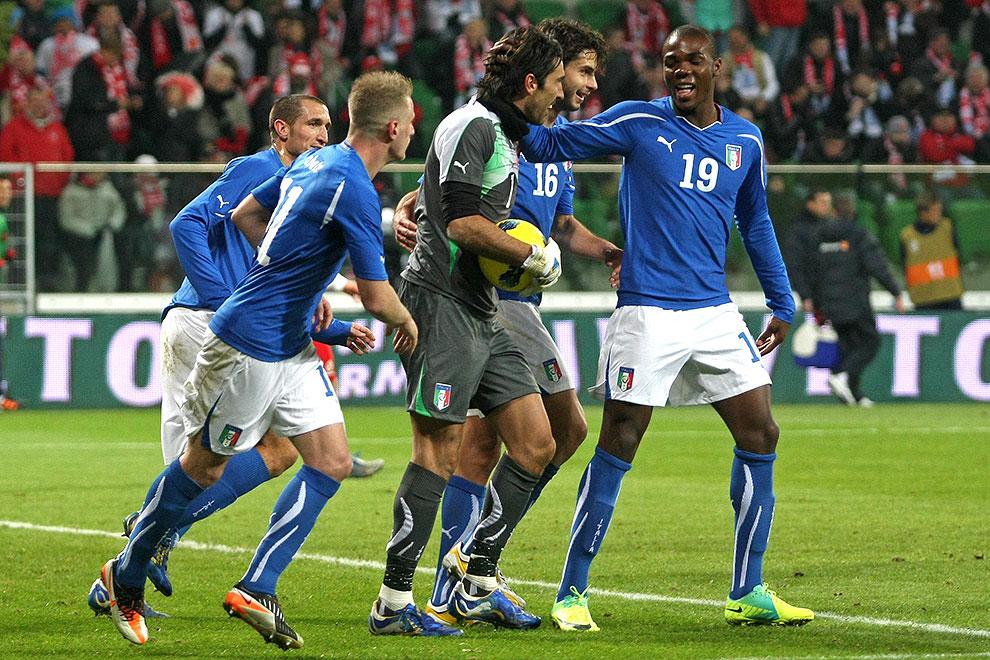 Polska 0-2 Włochy - fot. Piotr Galas (zdjęcie 47 z 61)