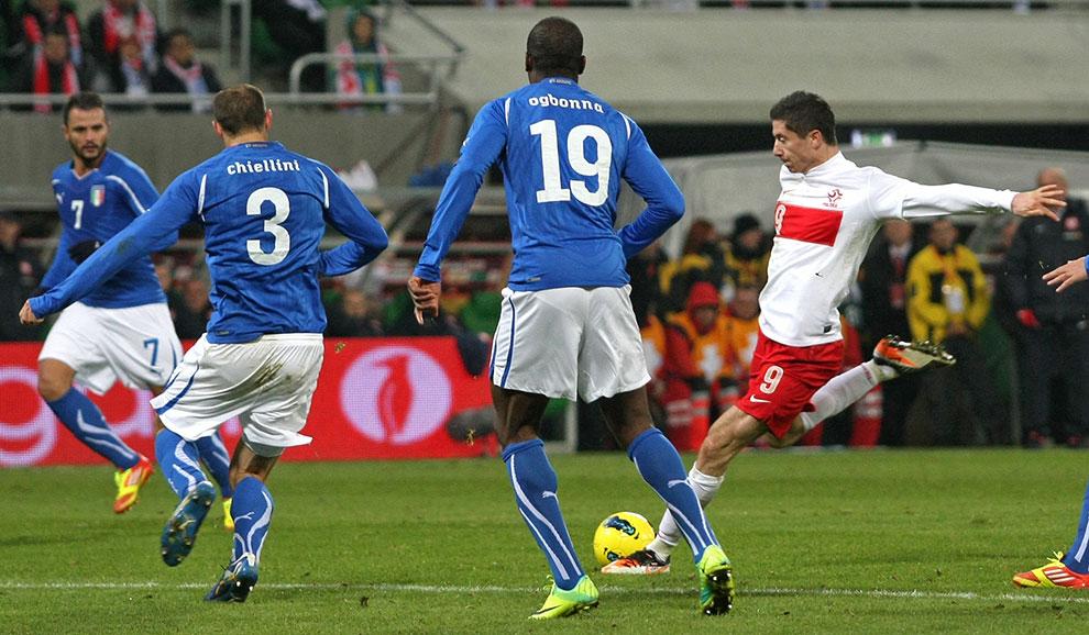 Polska 0-2 Włochy - fot. Piotr Galas (zdjęcie 48 z 61)