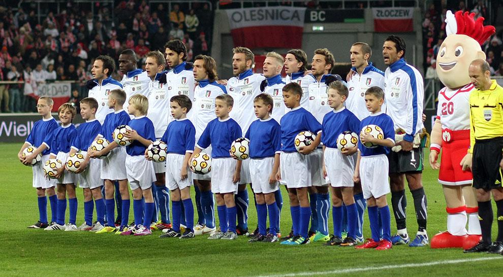 Polska 0-2 Włochy - fot. Piotr Galas (zdjęcie 5 z 61)