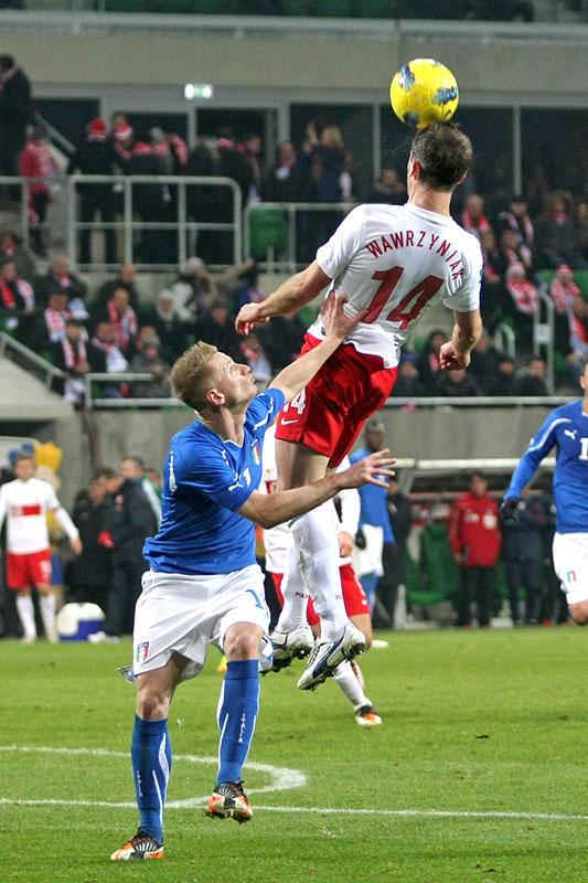 Polska 0-2 Włochy - fot. Piotr Galas (zdjęcie 50 z 61)