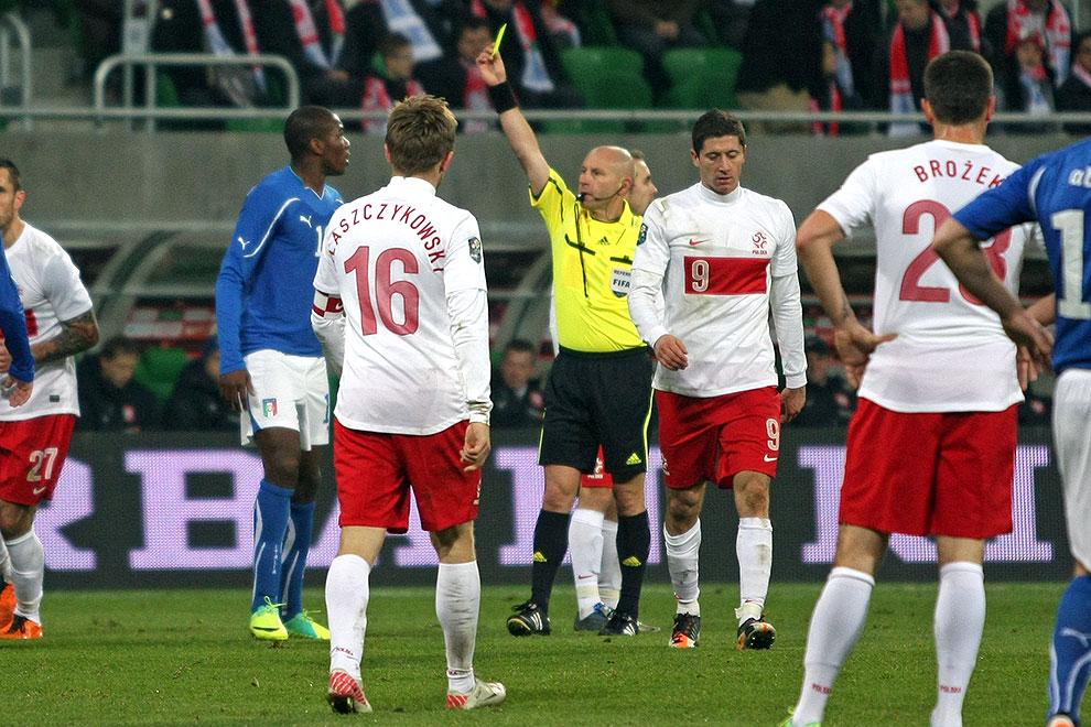 Polska 0-2 Włochy - fot. Piotr Galas (zdjęcie 51 z 61)