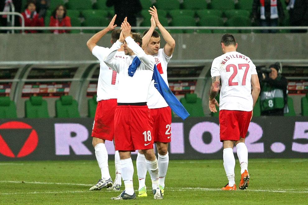 Polska 0-2 Włochy - fot. Piotr Galas (zdjęcie 54 z 61)