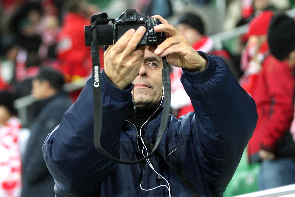 Polska 0-2 Włochy - fot. Piotr Galas (zdjęcie 55 z 61)