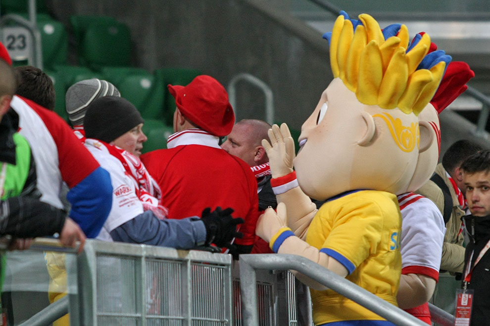 Polska 0-2 Włochy - fot. Piotr Galas (zdjęcie 59 z 61)