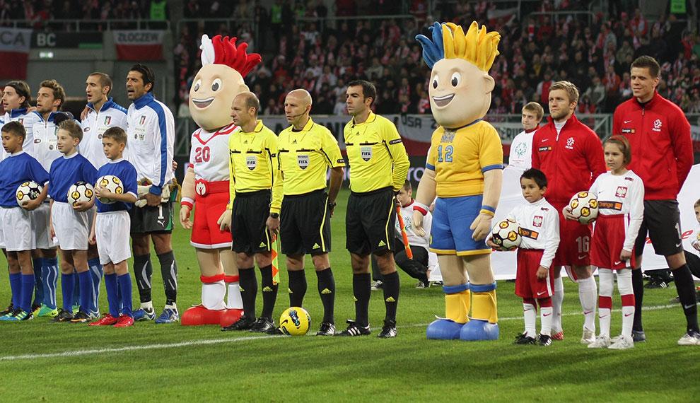 Polska 0-2 Włochy - fot. Piotr Galas (zdjęcie 6 z 61)