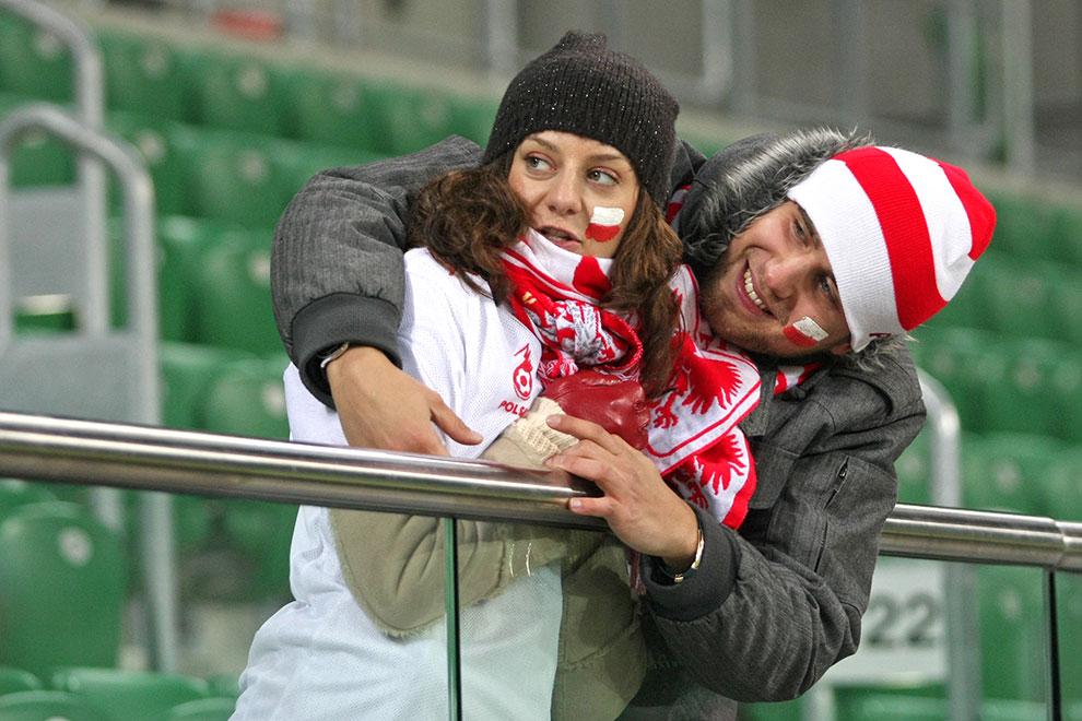 Polska 0-2 Włochy - fot. Piotr Galas (zdjęcie 60 z 61)