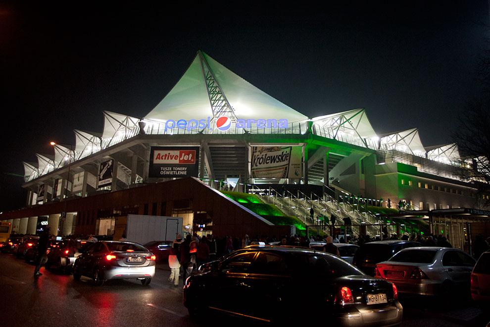 Legia Warszawa 0-3 PSV Eindhoven - fot. Piotr Galas (zdjęcie 1 z 42)