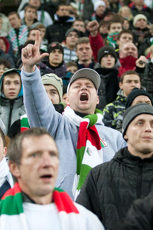 Legia Warszawa 0-3 PSV Eindhoven - fot. Piotr Galas (zdjęcie 10 z 42)