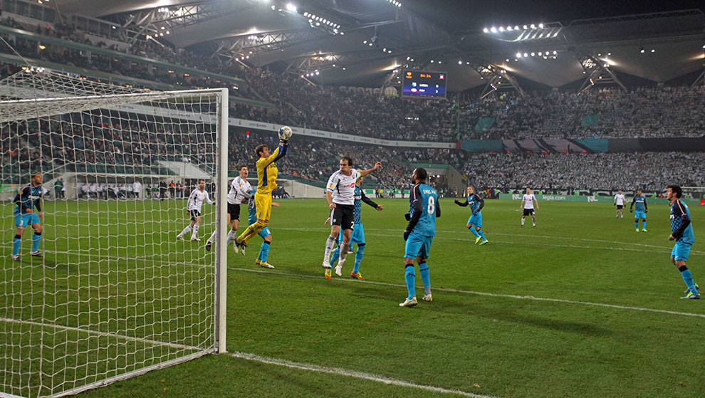 Legia Warszawa 0-3 PSV Eindhoven - fot. Piotr Galas (zdjęcie 12 z 42)