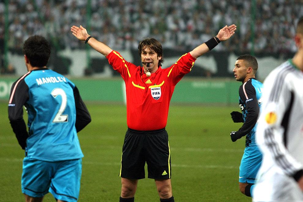 Legia Warszawa 0-3 PSV Eindhoven - fot. Piotr Galas (zdjęcie 16 z 42)