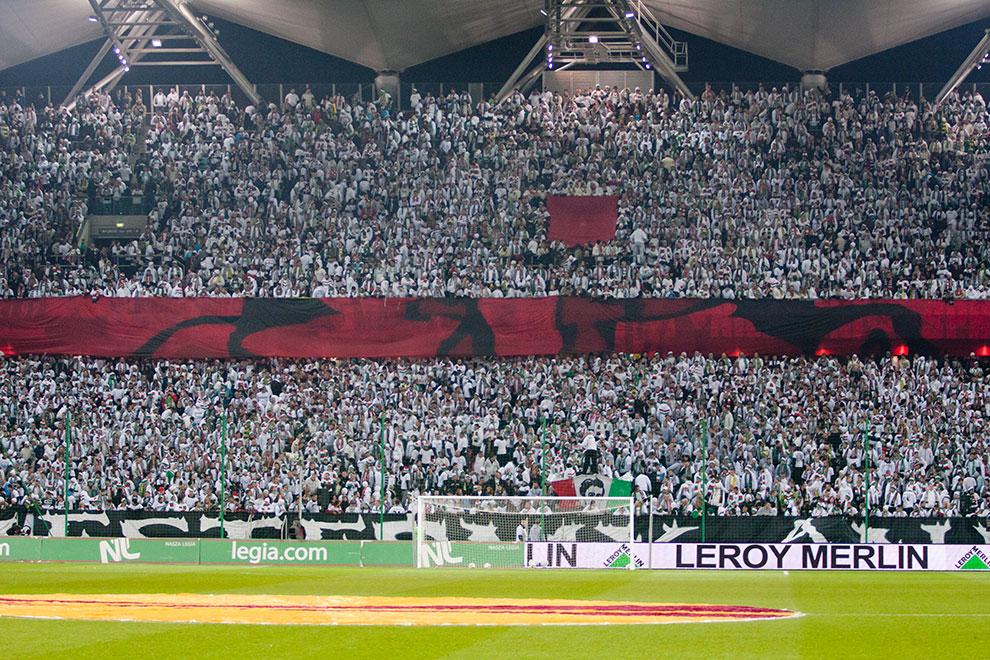 Legia Warszawa 0-3 PSV Eindhoven - fot. Piotr Galas (zdjęcie 2 z 42)