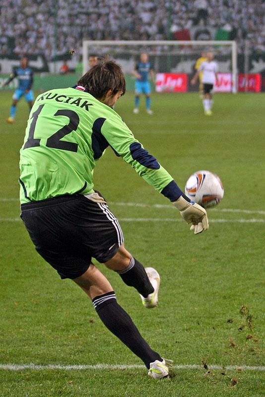 Legia Warszawa 0-3 PSV Eindhoven - fot. Piotr Galas (zdjęcie 20 z 42)