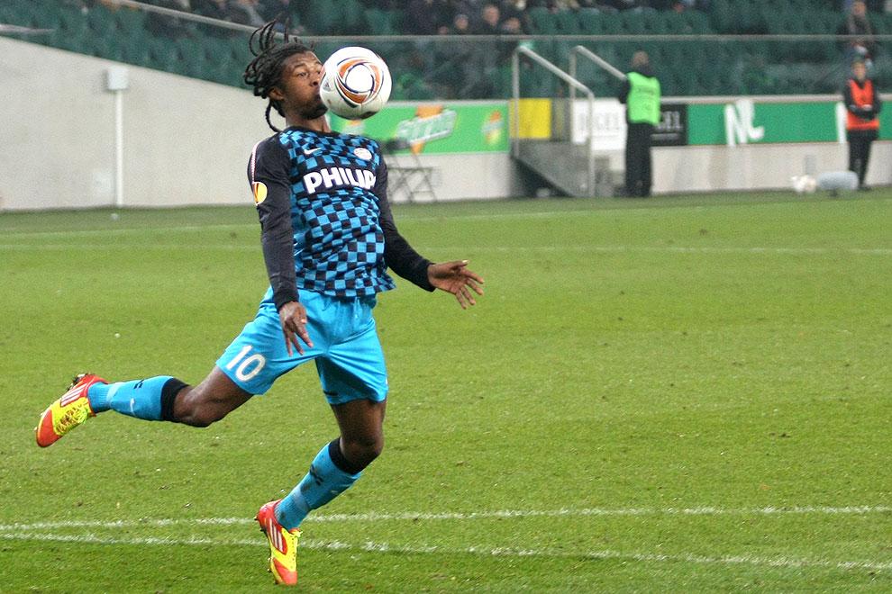 Legia Warszawa 0-3 PSV Eindhoven - fot. Piotr Galas (zdjęcie 22 z 42)