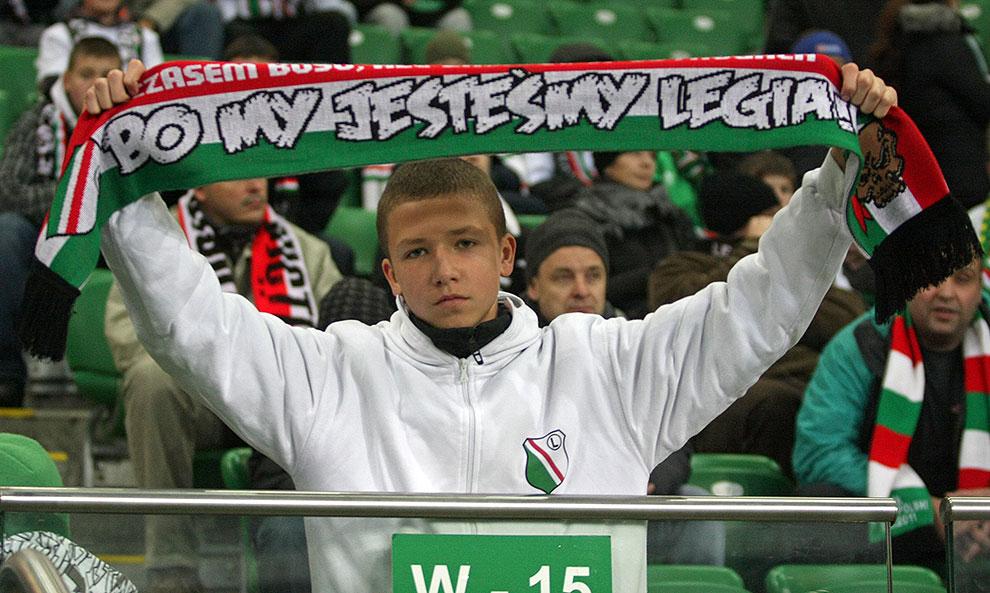 Legia Warszawa 0-3 PSV Eindhoven - fot. Piotr Galas (zdjęcie 24 z 42)