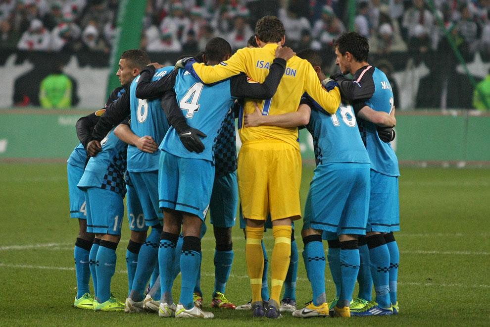 Legia Warszawa 0-3 PSV Eindhoven - fot. Piotr Galas (zdjęcie 27 z 42)