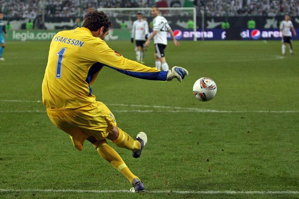 Legia Warszawa 0-3 PSV Eindhoven - fot. Piotr Galas (zdjęcie 28 z 42)