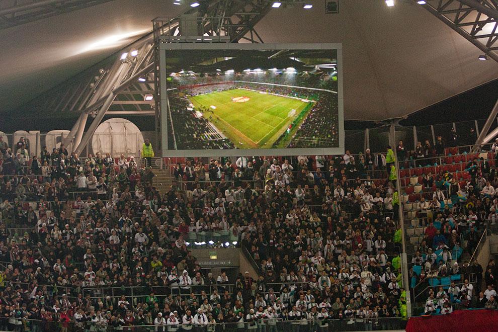Legia Warszawa 0-3 PSV Eindhoven - fot. Piotr Galas (zdjęcie 3 z 42)