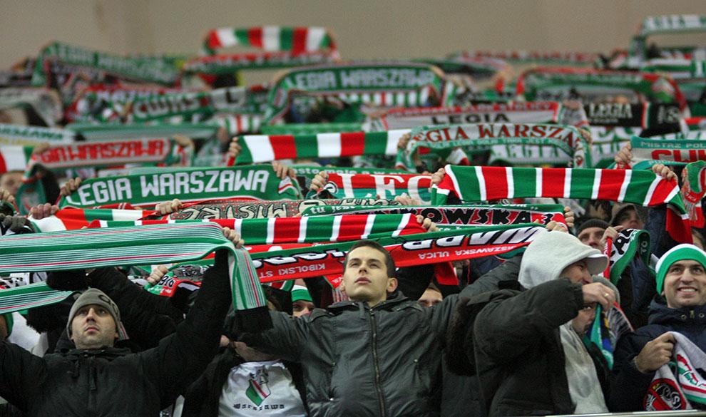 Legia Warszawa 0-3 PSV Eindhoven - fot. Piotr Galas (zdjęcie 35 z 42)