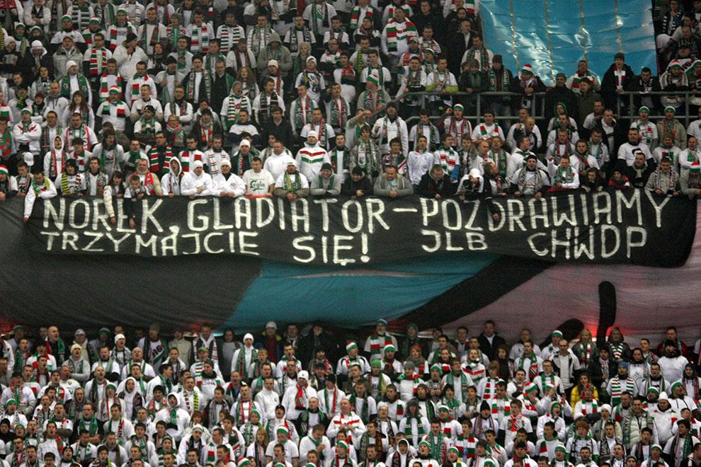 Legia Warszawa 0-3 PSV Eindhoven - fot. Piotr Galas (zdjęcie 37 z 42)