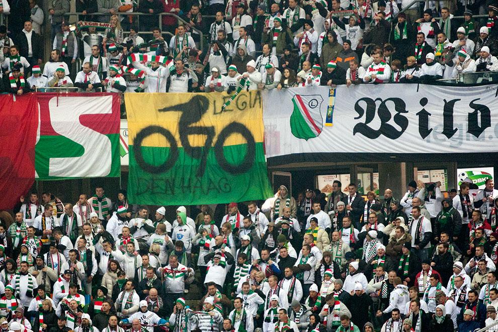 Legia Warszawa 0-3 PSV Eindhoven - fot. Piotr Galas (zdjęcie 4 z 42)