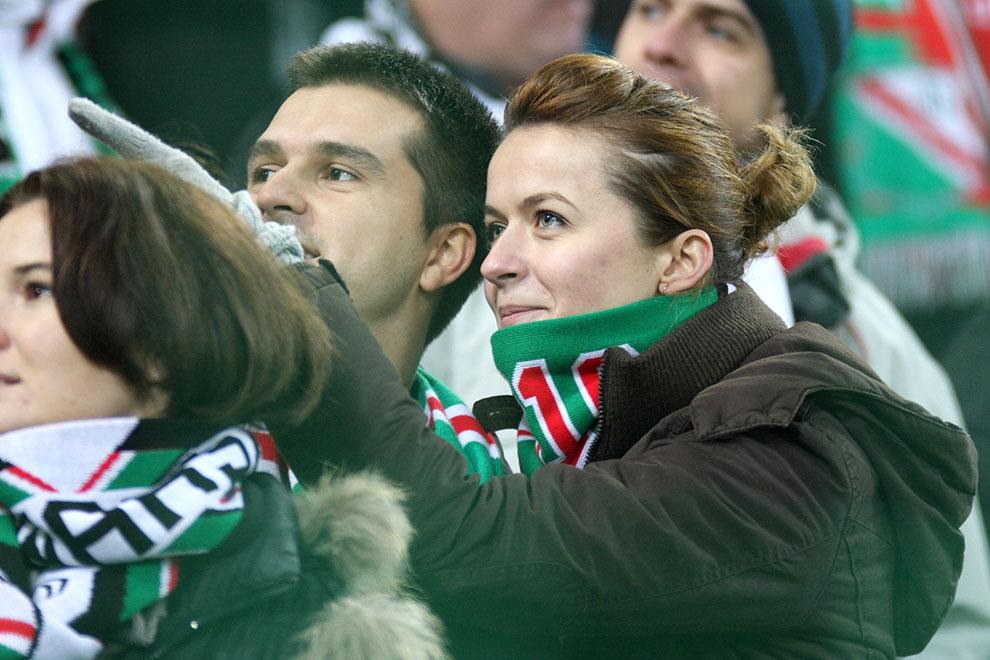 Legia Warszawa 0-3 PSV Eindhoven - fot. Piotr Galas (zdjęcie 40 z 42)