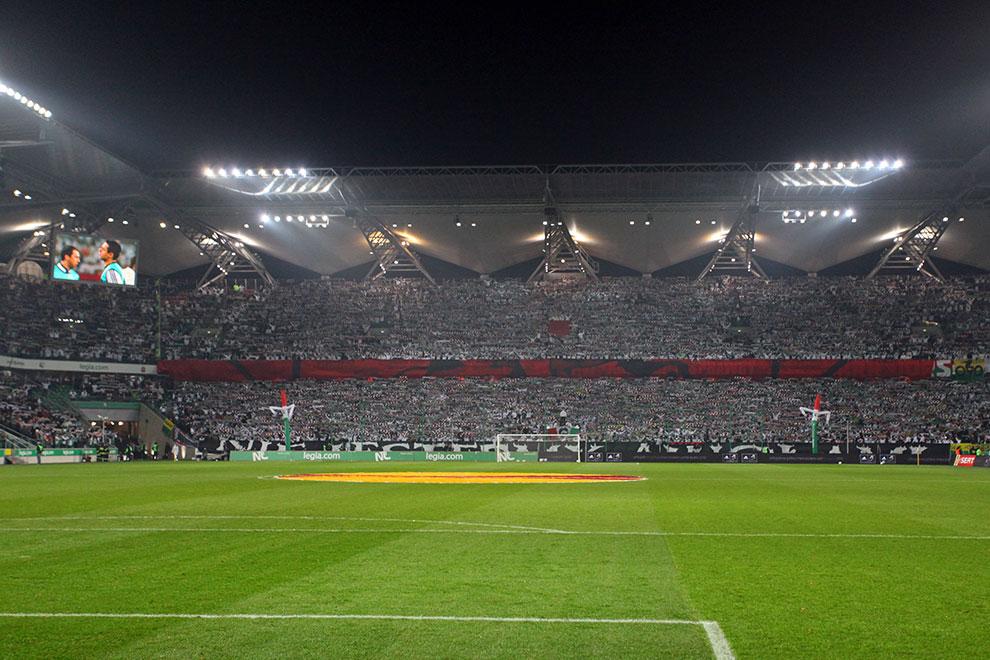 Legia Warszawa 0-3 PSV Eindhoven - fot. Piotr Galas (zdjęcie 5 z 42)