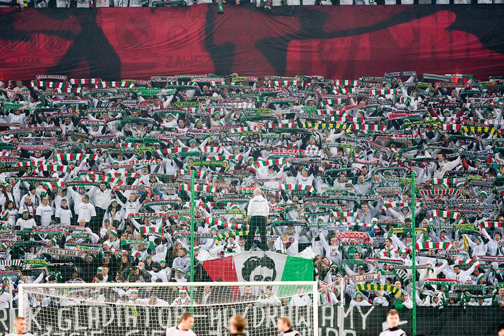 Legia Warszawa 0-3 PSV Eindhoven - fot. Piotr Galas (zdjęcie 8 z 42)