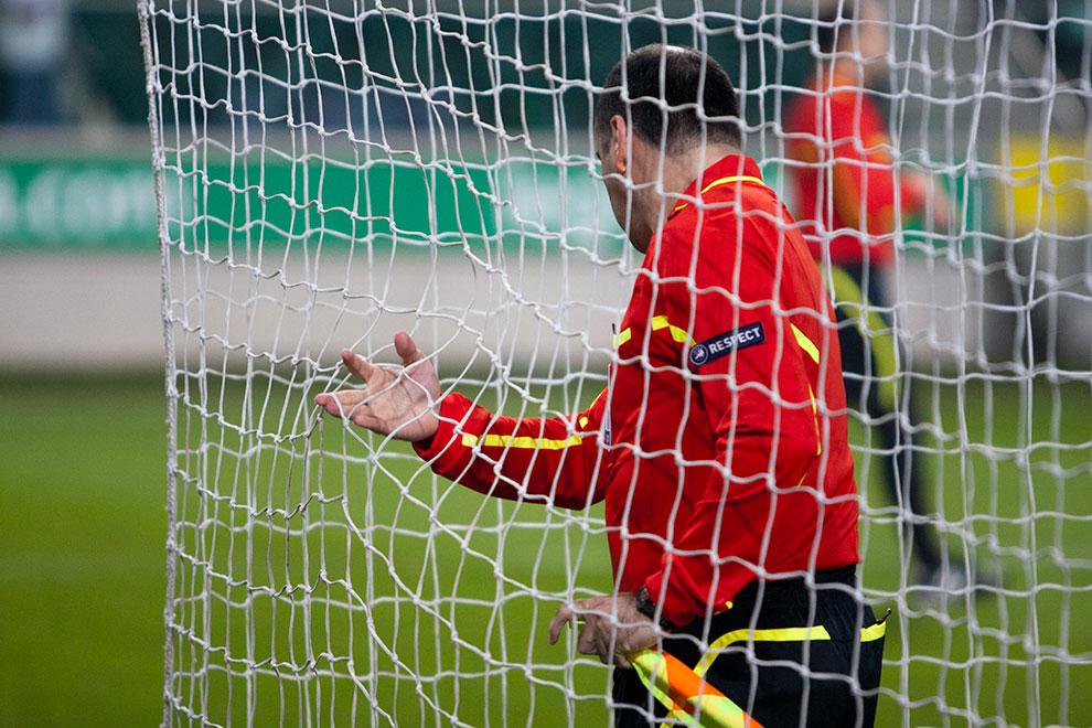 Legia Warszawa 0-3 PSV Eindhoven - fot. Piotr Galas (zdjęcie 9 z 42)