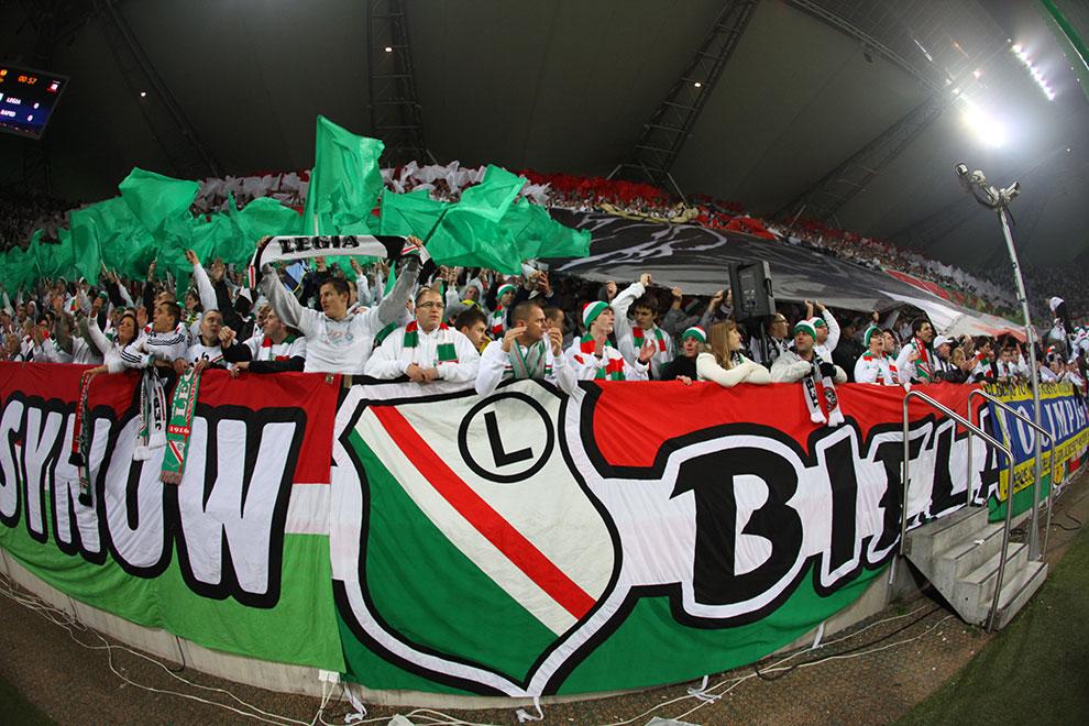 Legia Warszawa 3-1 Rapid Bukareszt - fot. Piotr Galas (zdjęcie 12 z 94)