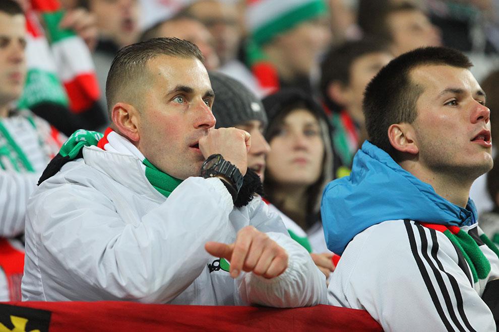 Legia Warszawa 3-1 Rapid Bukareszt - fot. Piotr Galas (zdjęcie 14 z 94)