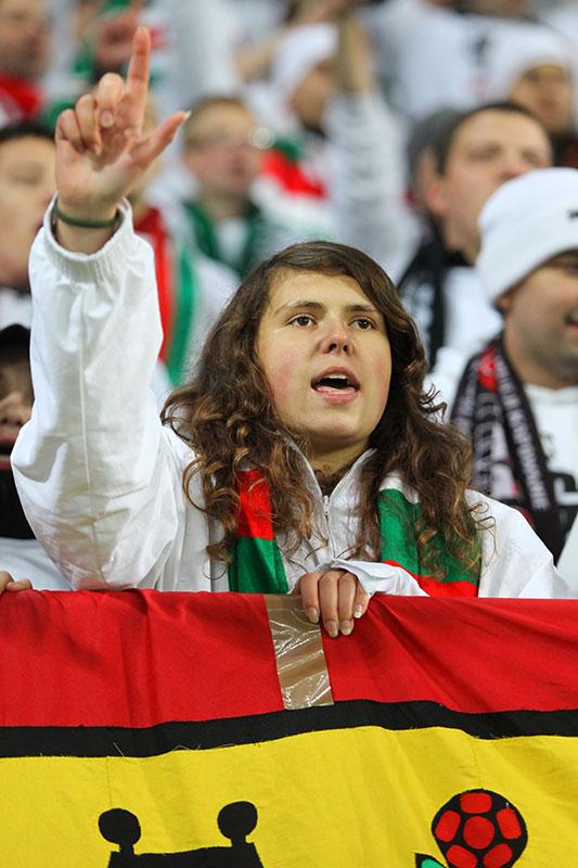 Legia Warszawa 3-1 Rapid Bukareszt - fot. Piotr Galas (zdjęcie 16 z 94)