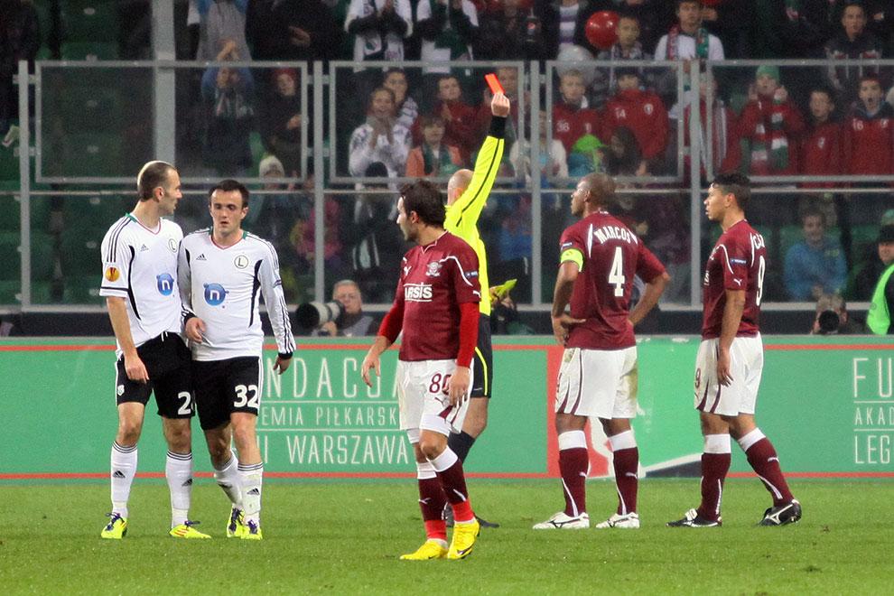 Legia Warszawa 3-1 Rapid Bukareszt - fot. Piotr Galas (zdjęcie 22 z 94)