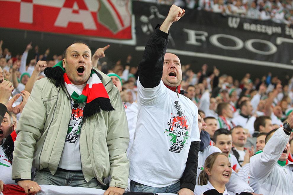 Legia Warszawa 3-1 Rapid Bukareszt - fot. Piotr Galas (zdjęcie 23 z 94)