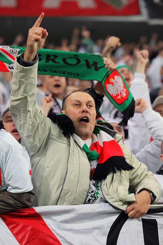 Legia Warszawa 3-1 Rapid Bukareszt - fot. Piotr Galas (zdjęcie 24 z 94)