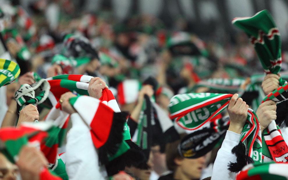 Legia Warszawa 3-1 Rapid Bukareszt - fot. Piotr Galas (zdjęcie 26 z 94)