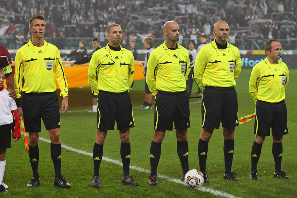 Legia Warszawa 3-1 Rapid Bukareszt - fot. Piotr Galas (zdjęcie 3 z 94)