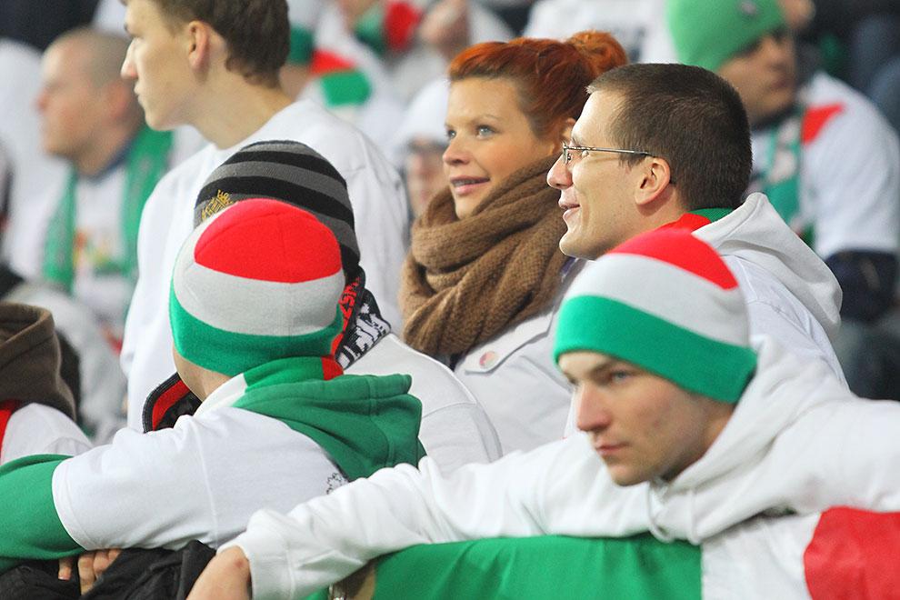 Legia Warszawa 3-1 Rapid Bukareszt - fot. Piotr Galas (zdjęcie 36 z 94)