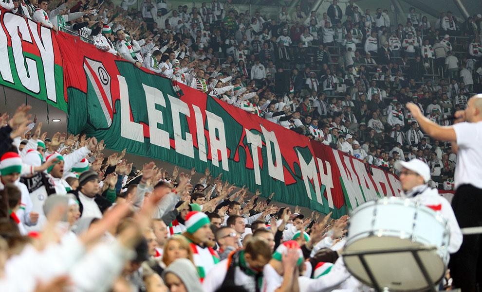 Legia Warszawa 3-1 Rapid Bukareszt - fot. Piotr Galas (zdjęcie 37 z 94)