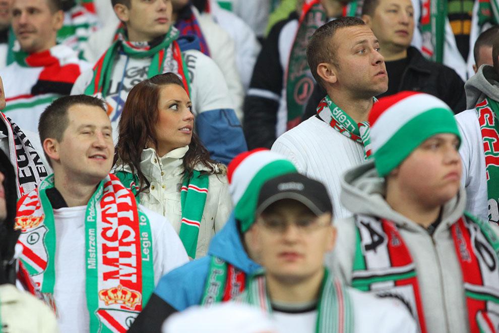 Legia Warszawa 3-1 Rapid Bukareszt - fot. Piotr Galas (zdjęcie 39 z 94)