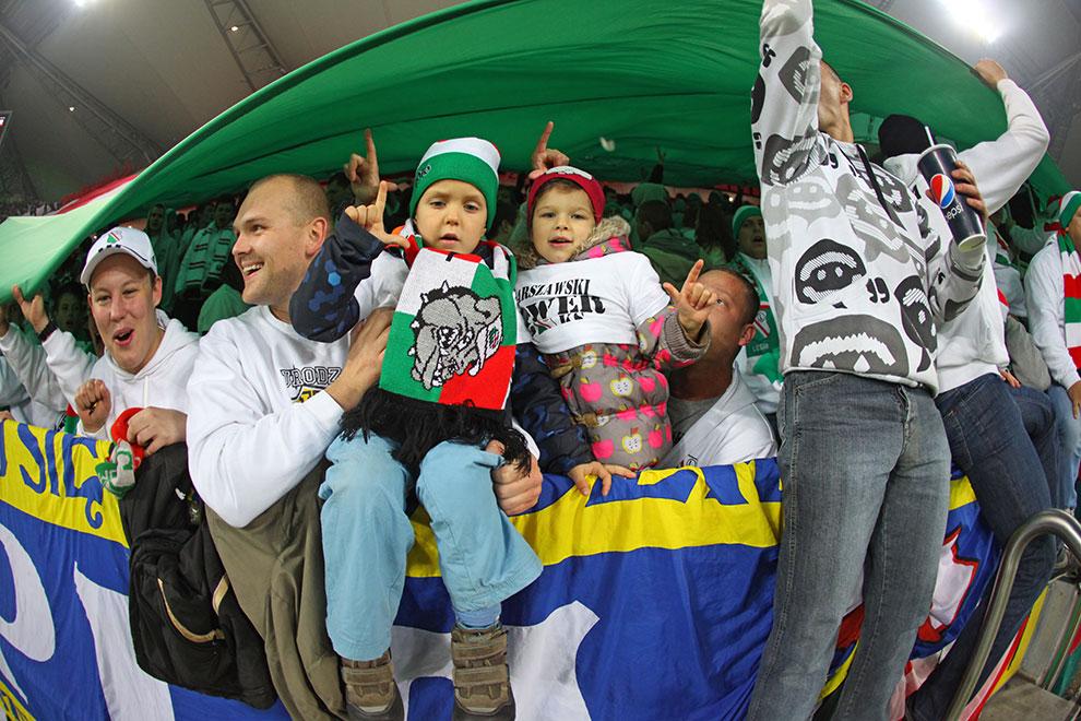 Legia Warszawa 3-1 Rapid Bukareszt - fot. Piotr Galas (zdjęcie 43 z 94)