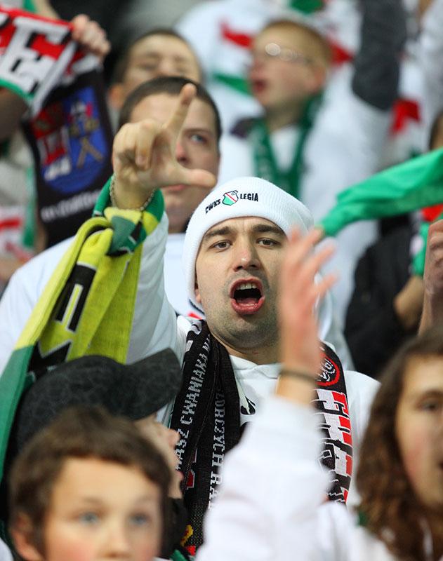 Legia Warszawa 3-1 Rapid Bukareszt - fot. Piotr Galas (zdjęcie 51 z 94)