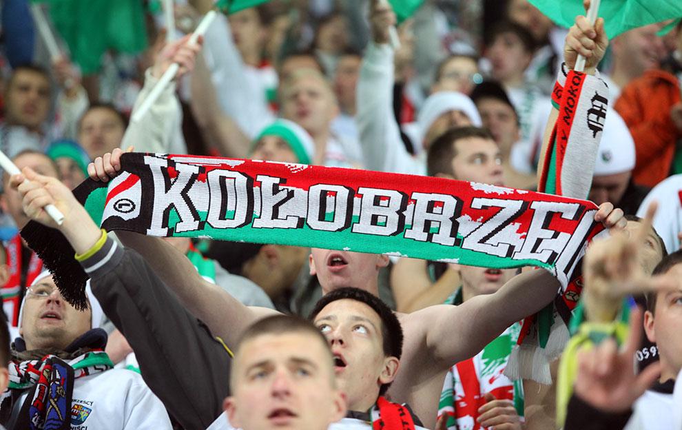 Legia Warszawa 3-1 Rapid Bukareszt - fot. Piotr Galas (zdjęcie 52 z 94)