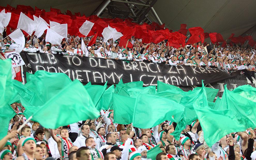 Legia Warszawa 3-1 Rapid Bukareszt - fot. Piotr Galas (zdjęcie 53 z 94)