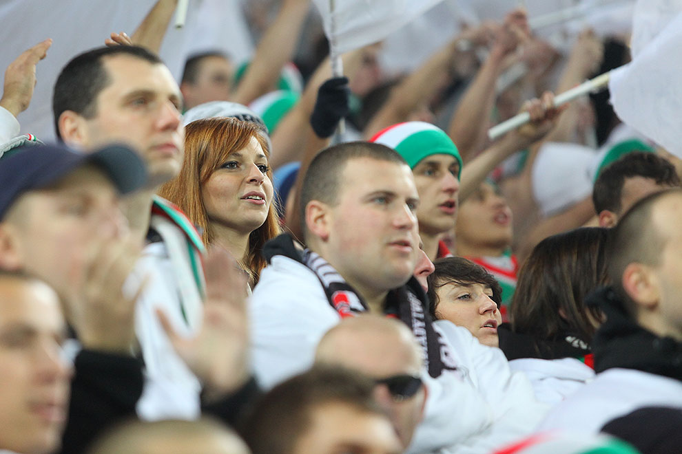 Legia Warszawa 3-1 Rapid Bukareszt - fot. Piotr Galas (zdjęcie 60 z 94)