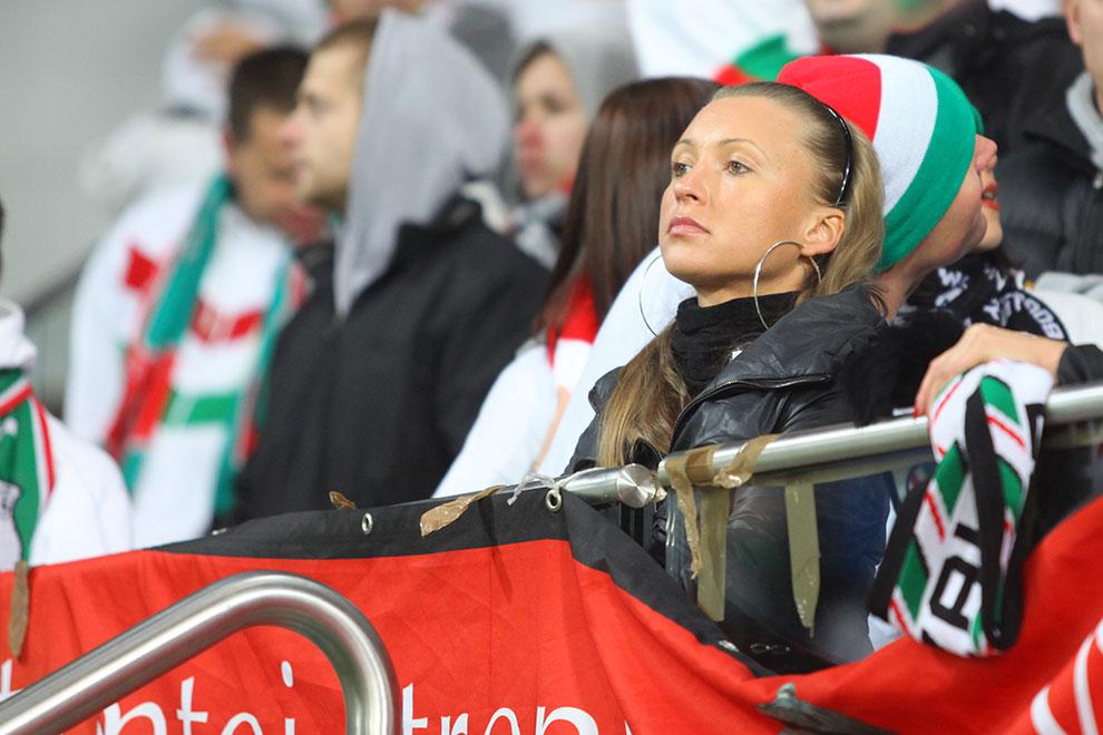 Legia Warszawa 3-1 Rapid Bukareszt - fot. Piotr Galas (zdjęcie 65 z 94)