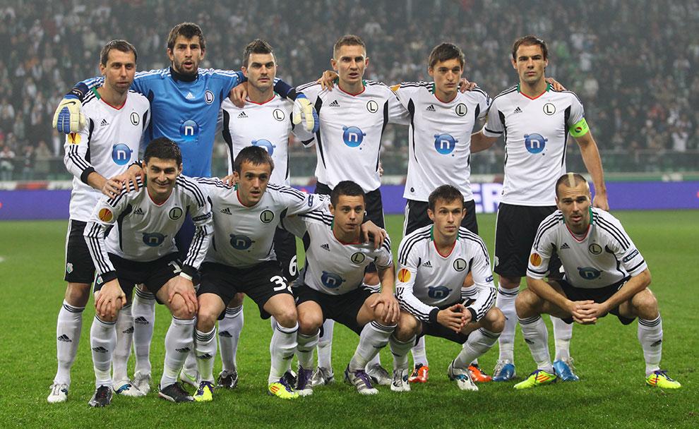 Legia Warszawa 3-1 Rapid Bukareszt - fot. Piotr Galas (zdjęcie 7 z 94)